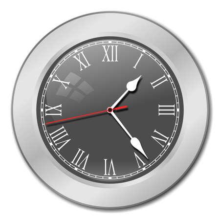 Clock Stock Photo - 6118539