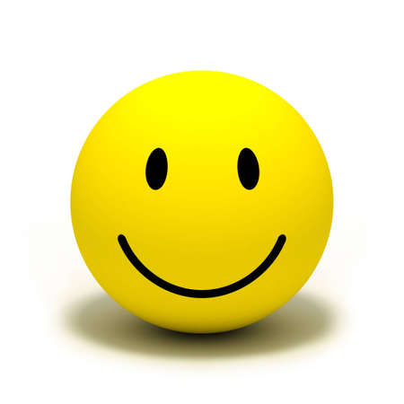 smiley face symbol Stock Photo - 6137175