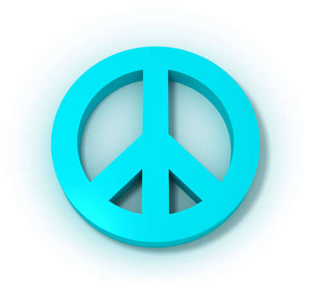 pacifist: Blue Pacific Symbol