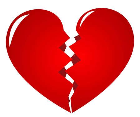 melancholy: Gebroken hart