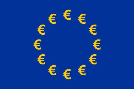 council: European Union Flag