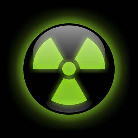 nuke: Radiation Sign