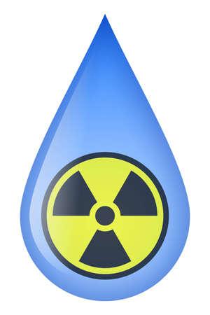 Radioactive Water Stock Photo - 9241383