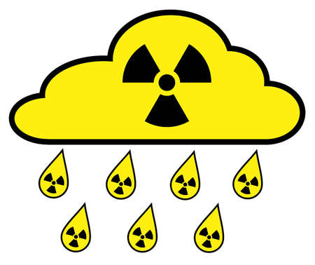 fallout: Radioactive Fallout Illustration