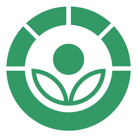 Radura symbol Stock Vector - 9399321