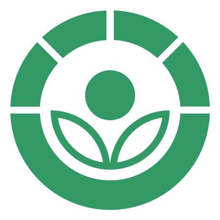 of irradiated: Radura symbol