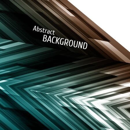 asymmetry: Abstract geometric background. Asymmetry design. For party poster, disco flyer, music banner, business report. Vector illustration.