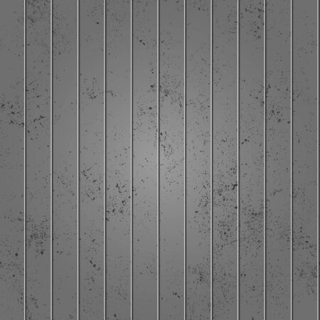 Vecrtical lines seamless texture. Abstarct pattern with grunge dust. Vector background. Stock Illustratie