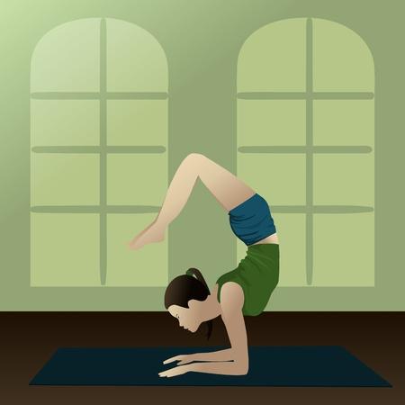 yogi: Yogi  scorpion
