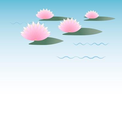Lotus Stock Vector - 13590087