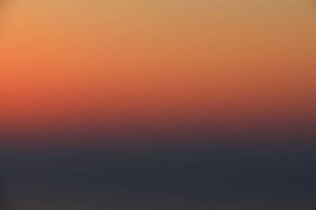 sun sky: Natural gradients of seting sun sky