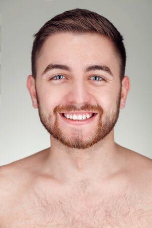 uomini belli: giovane in abbigliamento formale ritratto