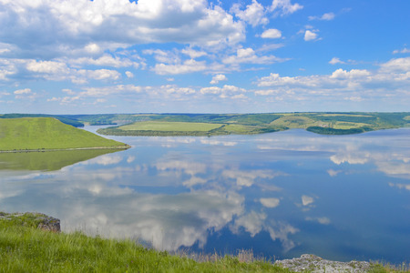 reservoir: Ukraine, Bakota, reservoir.