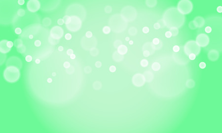 Vector abstract background with bokeh.