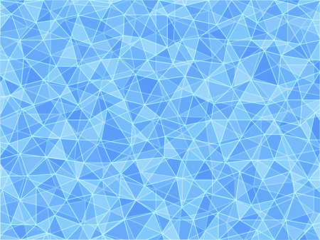 Abstract blue background for your design. Wallpaper. Vector