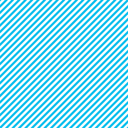 tilting: Diagonal blue  seamless pattern. Vector illustration isolated on white background.
