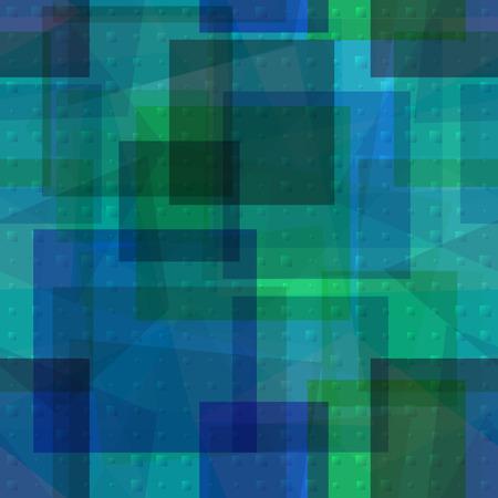 figuras abstractas: Fondo transparente con colorido abstracto del modelo geométrico. Eps10, contiene las transparencias. Vector