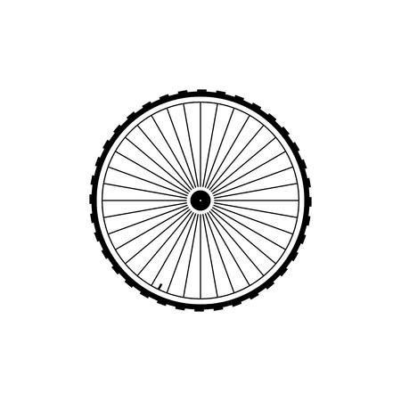 icône roue Vecteurs