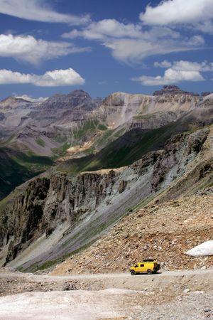colorado rocky mountains: Off roading in Colorado Rocky Mountains