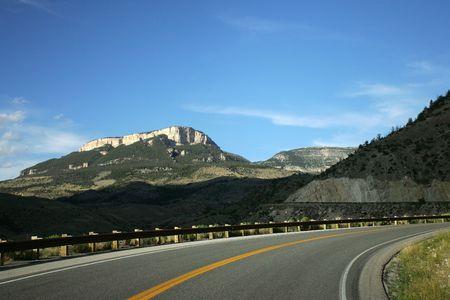 Mountain road Stock Photo - 882729
