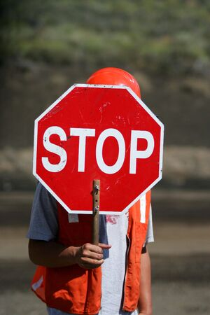 Stop sign Stock Photo - 882736