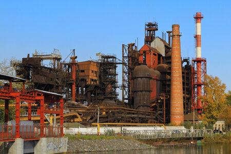 Old steel works