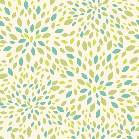 Leaf texture seamless pattern background Stock Vector - 16627528