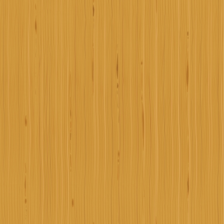 Wood texture horizontal seamless pattern background border Vector