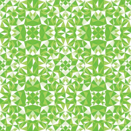 Green triangle texture seamless pattern background Stock Vector - 17248512