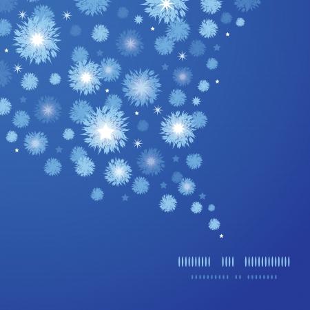 Starry night corner seamless pattern background Stock Vector - 17590967