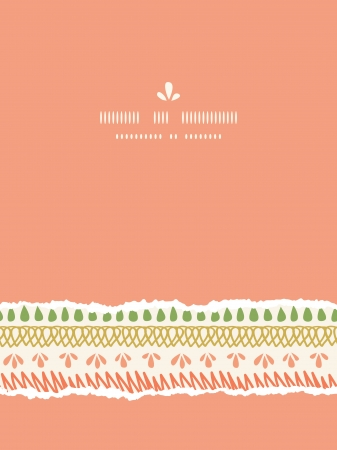 torn: Abstract Stripes Vertical Torn Seamless Pattern Background Illustration