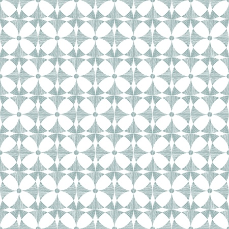 ikat: Geometric gray ikat seamless pattern background