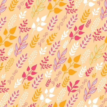 Autumn Filed In the Wind Seamless Pattern background photo