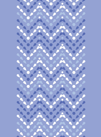 vector purple drops chevron seamless pattern background vertical border with geometric elements photo