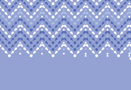 vector purple drops chevron seamless pattern background horizontal border with geometric elements photo