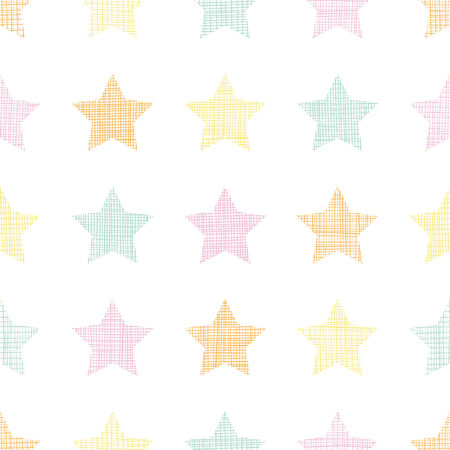stars textile textured pastel seamless pattern background photo
