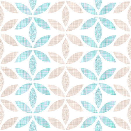 repetition: vector abstract textile leaves stripes seamless pattern background