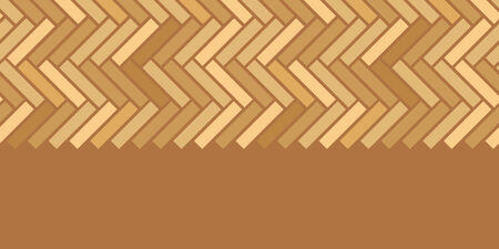 Abstract wooden floor panels horizontal seamless pattern background