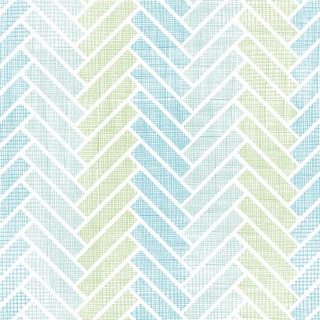 抽象的な繊維ストライプ寄木細工のシームレスなパターンの背景  イラスト・ベクター素材