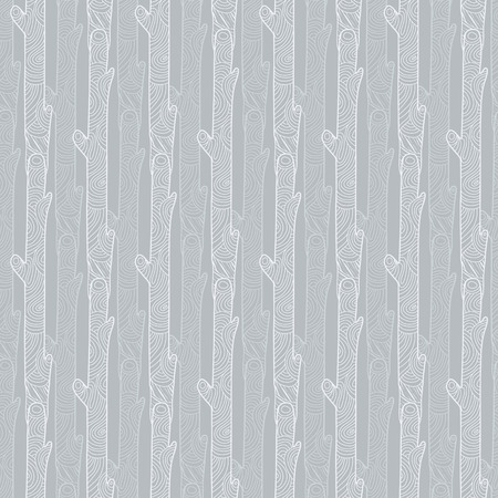logs: Vectror grey wood logs texture seamless pattern