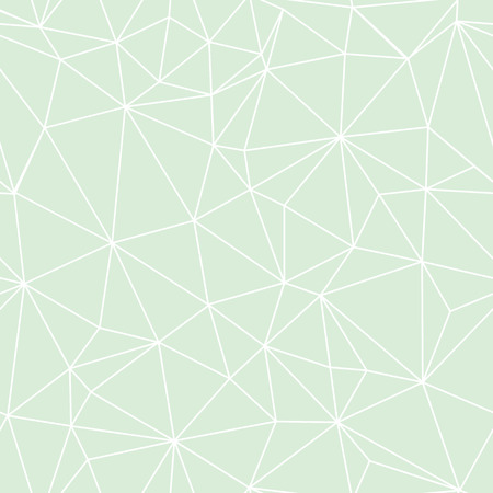 Mint green network web texture seamless pattern. Great for abstract modern wallpaper, backgrounds, invitations, packaging design projects. Surface pattern design. Stock Photo