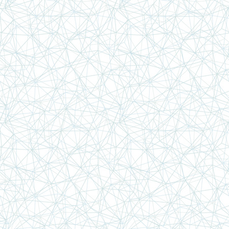 Light grey network web texture seamless pattern. Great for space inspired wallpaper, backgrounds, invitations, packaging design projects. Surface pattern design.