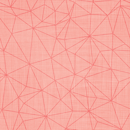 Coral wire textile textured seamless pattern print Ilustrace