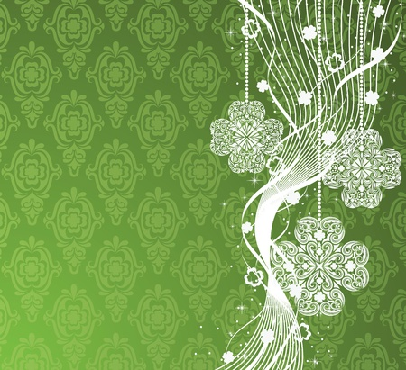 St. Patricks Day. Ilustrace