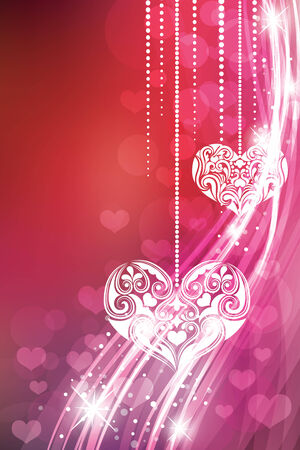 photographic effects: Valentine\ Illustration