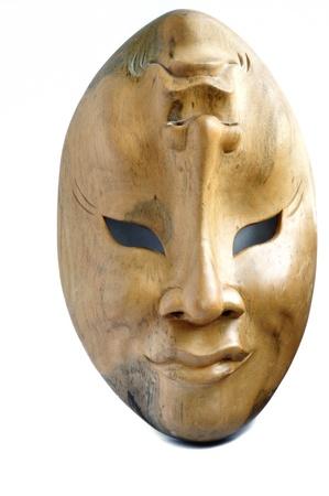 theatre mask Stock Photo