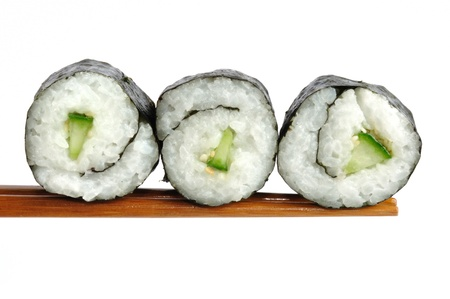 Traditional Japanese food  photo