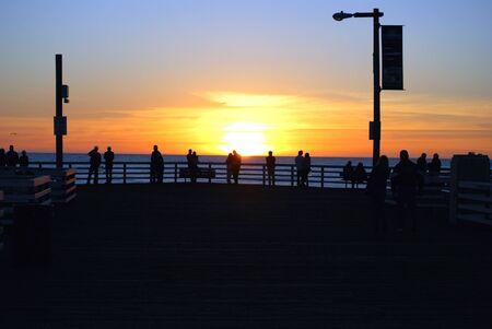 Beautiful sunset Stock Photo - 10305801