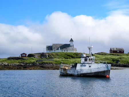 aviles: Small fishing boat