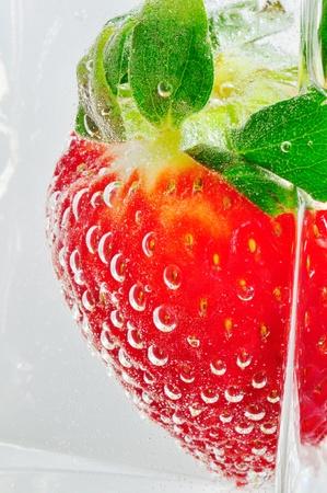 Strawberries Stock Photo - 12805148